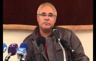 Presentación candidatura José Miguel Garrido