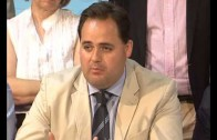 Presentación grupo territorial de senadores del PP-CLM