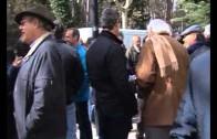 Protesta contra el tarifazo eléctrico en Albacete