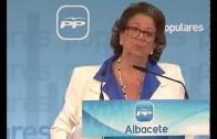 Rita Barberá pide el voto para una España fuerte en Europa