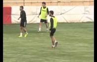 Rubén Cruz ya entrena con sus compañeros
