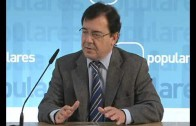Rueda de prensa de Francisco Molinero