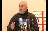 Sampedro quiere los tres puntos en Melilla