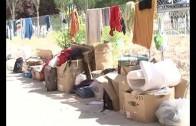 Solicitan un lugar donde depositar sus pertenencias