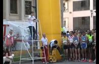 Todo listo para el medio maratón