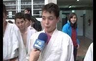 Unos 300 chavales participaron en el Campeonato Regional de Judo en Edad Escolar