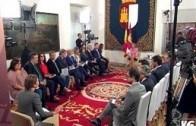 Cospedal realiza una entrevista con 22 representantes de los medios de comunicación CLM