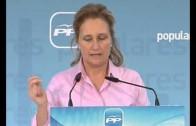 El PP lamenta los casos de corrupción existentes en su partido