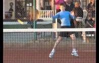 Navidad de tenis en Albacete