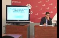 Balance negro de la legislatura popular en Albacete