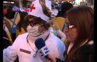 Centenares de albaceteños se rinden ante Don Carnal