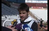 Edu Ramos, apunta a titular en Gijón