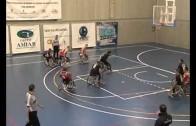 El Club Amiab de baloncesto en Silla de Ruedas venció este pasado fin de semana
