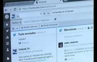 Las redes sociales, protagonistas del terremoto