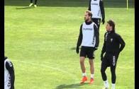 Al Alba viaja a Valladolid con Antoñito y Diego Benito