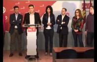 El PSOE provincial presenta su lista para las Autonómicas del 24 de mayo