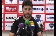 Diego Benito espera turno para ser titular