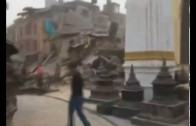 Dos profesoras sobreviven al terremoto de Nepal