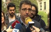 El PSOE registra su candidatura a la alcaldía