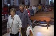 El camarín de la Virgen de los Llanos abre hoy sus puertas