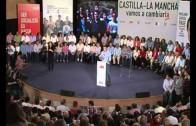 García-Page promete un nuevo hospital en Albacete
