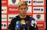 Keko: «Nosotros nos tenemos que dejar los cuernos para hacer lo mismo que Messi»