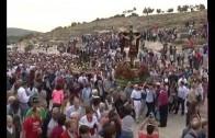 Peñas de San Pedro recibe al Cristo del Sahúco