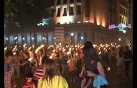 Albaceteños fieles al fuego purificador de San Juan