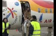 """El aeropuerto """"desértico"""" de Albacete"""