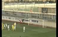 El Alba no pudo con el Villarreal B, 0-1