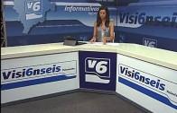 Informativo Visión 6 Televisión 12 Julio 2018