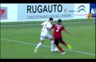 El Alba salva un empate sobre la bocina