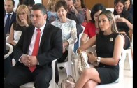 El reciento ferial recibe la visita de dos alcaldes Panameños