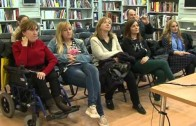 Amor y ciencia-ficción se mezclan en «Encrucijada», la nueva novela de Merche Diolch