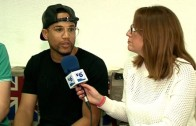 DXTS Entrevista con el boxeador Luca Giacon 26 octubre 2015