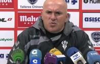 """Luis César: """"El entrenador que crea tener un proyecto es gilipollas"""""""