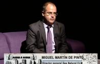 Mano a Mano con Miguel Martín de Pinto 09 octubre 2015