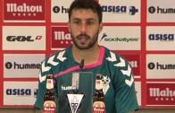 Diego Benito espera  su oportunidad