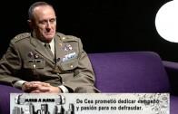 Mano a Mano con el Coronel De Cea 13 noviembre 2015