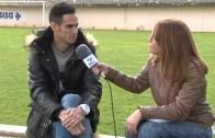 """Rubén Cruz: """"No miro mis números, quiero lo mejor para el equipo"""""""