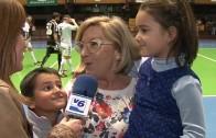 DxTs reportaje partido futbol sala