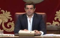 El acercamiento del alcalde a la izquierda indigna a la militancia