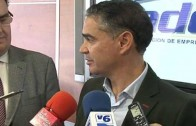 Los empresarios de Campollano se reunen con el PSOE