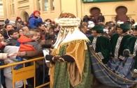 Los Reyes Magos llegan a Albacete envueltos de magia e ilusión