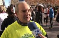 Más de 300 participantes en la carrera de San Antón