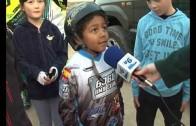 Riley Star y Jacob Abbe ofrecen un clínic de BMX en Albacete