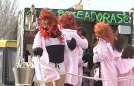 """A Pie de Calle reportaje """"Carnavales de Santa Ana 2016"""""""