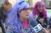 El viento no pudo con el carnaval de Santa Ana