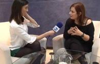 Elisabet Benavent presenta 'Martina en tierra firme'