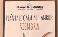 Manos Unidas presenta «Plántale cara al hambre; siembra»